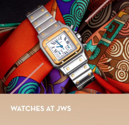 Watches at JWS