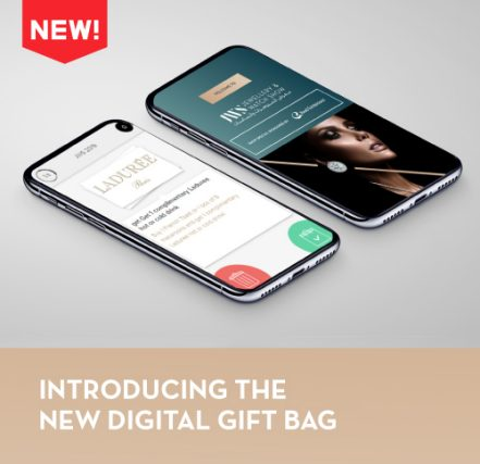 Introducing the NEW Digital Gift Bag