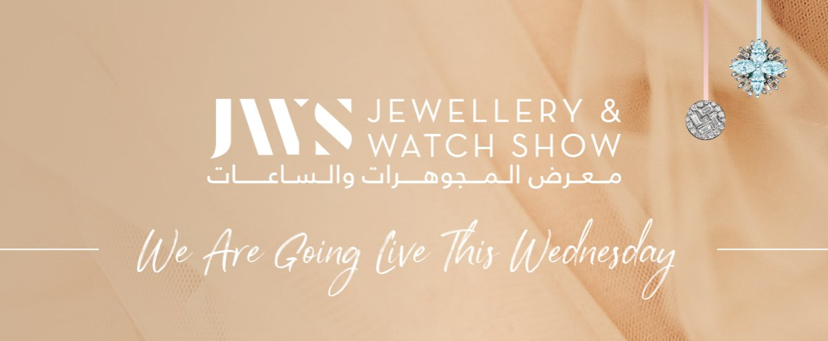 We are excited to invite you to join a Live Session with Mrs Johara Abu El Nass from Amwaj Jewellery on Wednesday 22 July.
