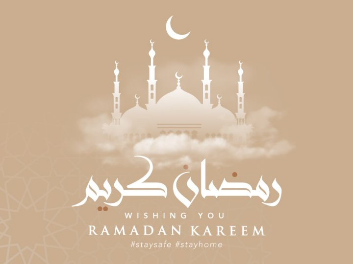 Ramadan Kareem from the team at JWS